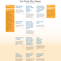 Eat Drink Play Happy thumbnail image